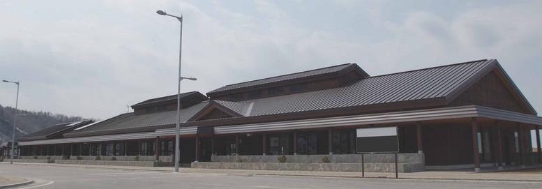 北海道道の駅ランキング堂々の第1位!うとろ・シリエトク。