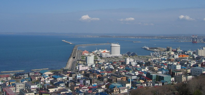 114箇所もある北海道の道の駅で一番新しい駅わっかない!