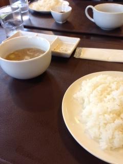 ライス スープ