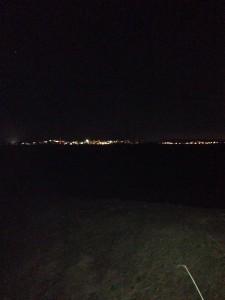 北広島の夜景