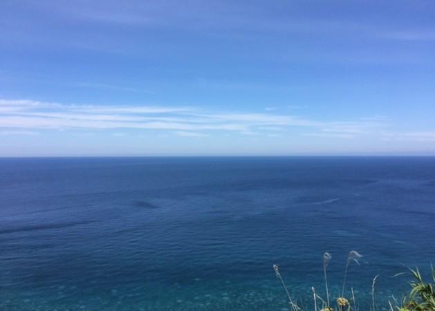 神威岬 海