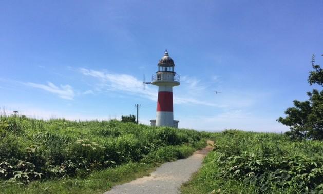 積丹岬灯台
